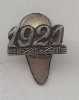 REGNO / FASCISMO Distintivo Originale ANZIANITA CAMPAGNA FASCISTA 1921 - Armée De Terre