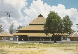 Malaysia 1990 Tanjung Api Kuantan River Pahang Mosque Islam, Religion Postcard - Malaysia
