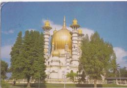 Malaysia 1990 Kuala Kangsar Perak Ubudiah Mosque Islam, Religion - Malaysia
