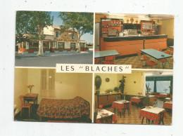 G-I-E , Cp , Hôtel & Restaurants , RELAIS DES BLACHES , 26 , PIERRELATTE , Voyagée 1973 , Ed : Porte N° 26391 - Hotels & Restaurants