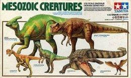 Mesozoic Creatures 1/35 (  Tamiya ) - Figurines
