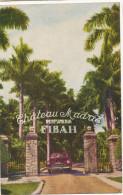 Chateau Madrid Perfumeria Fibah Mauricio Habif Marianao Habana  Perfume Maker In Cuba Edicion Ponciano American Car - Cuba