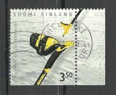 FINLAND FINNLAND 1999 Michel 1498 Finnisches Design O Helsinki - Finland