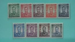 Rhodesia Del Sud Incompleta */** + Spese Postali - Southern Rhodesia (...-1964)