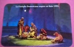 CALENDARIETTO 1995 OPERA VOCAZIONI DOMENICANE BOLOGNA - Calendari