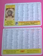 CALENDARIETTO 1997 MISSIONARI CAPPUCCINI W AMAZZONA ASSISI - Calendari