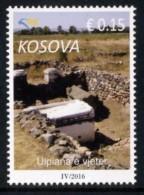 REPUBLIC OF KOSOVO 2016 Archeology ULPIANA IV REPRINT** - Kosovo