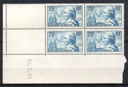1 / France Coin Daté  N° 313 Neuf XX MNH  , Cote :  200,00 € , Album 12 - 1950-1959