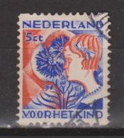NVPH Nederland Netherlands Pays Bas Niederlande Holanda 95 Used ; Roltanding, Syncopated, Syncope, Sincopado 1932 - Heftchen Und Rollen