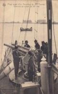 Plage Avant D'un Torpilleur De 250 Tonnes - Exercice Au Canon De 88 Mm - 1928 - Krieg