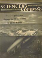 Revues Anciennes  1952 Sciences Et Avenir (4 Numéros) N°65-66-67-68 - Science
