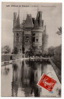 Chateauneuf Du Faou Trévarez Finistère Château 1910 état Superbe - Châteauneuf-du-Faou
