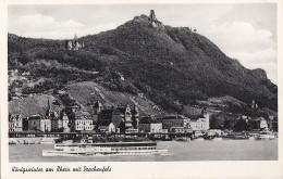 Allemagne - Königswinter Am Rhein Mit Drachenfels - Koenigswinter