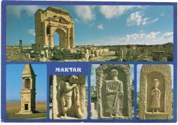 CPM TUNISIE SILIANA MAKTAR - Multivues - Túnez