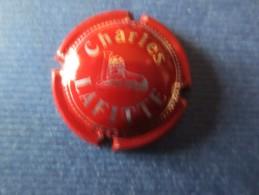 LAFITTE Charles. Quart. Rouge Et Métal - Lafitte, Charles