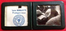 RELIQUE SAINTE BERNADETTE - SOUBIROUS - MAISON MERE DES SOEURS DE LA CHARITE DE NEVERS - 4 X 9 Cm - RELIQUAIRE - Religion & Esotericism