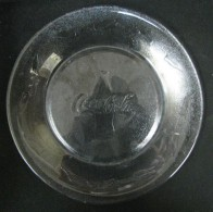 AC - COCA COLA GLASS PLATE 23 CM FROM TURKEY - Household Necessity