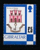 GIBRALTAR   1979    **   MNH    L 5