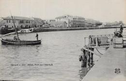 CPA Hérault Non Circulé AGDE - Agde