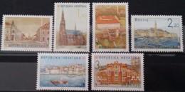 Croatia, 1995, Mi: 341/46 (MNH) - Croatie