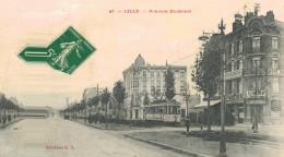 LILLE.Nouveau Boulevard Tramway - Lille