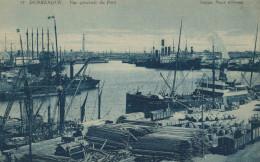 DUNKERQUE.Vue Générale Du Port - Dunkerque