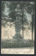 CPA - GAND - GENT - Monument Karel Miry - W.Hoffmann 3765   // - Gent