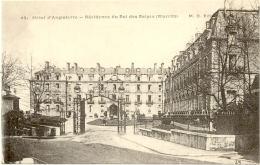 64/CPA 1900 - Biarritz - Hotel D'Angleterre - Résidence Du Roi Des Belges - Biarritz