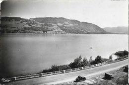 Lac De Paladru - Le Lac - Route De Charavines - Edition Combier - Carte CIM - Paladru