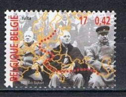 België 2000 Xxx 2946 Yalta WO II Zwarte Zee - Belgique