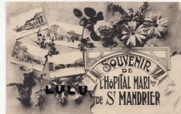 DEPT 83 : Souvenir De L Hopital De Saint Mandrier - Saint-Mandrier-sur-Mer