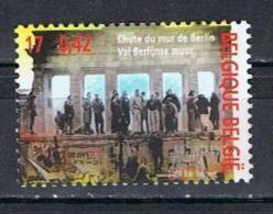België 2000 Xxx 2950 Val Berlijnse Muur Chute Du Mur De Berlin - Belgique