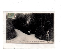 Le Pays De Caux , Yport , Le Chemin De Vaucottes - Yport