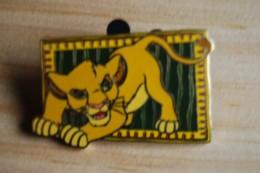 DLRP - Simba Hunting     Open Edition Pin - Disney