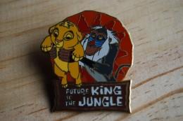 DLRP Lion King Simba   Open Edition Pin - Disney