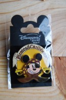 DLRP - Pirates Of The Caribbean Mickey     Open Edition Pin - Disney