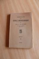 Annales Du Cercle Archéologique De Soignies 1969 - Belgique