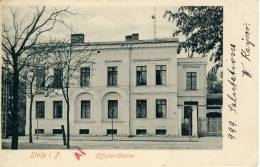 Stolp I. Pom. Offizier-Casino - Polen
