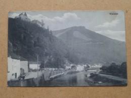 Vianden () Anno 1921 ( Zie/voir Foto Voor Details ) !! - Vianden