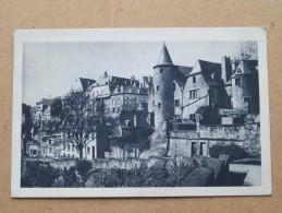 Sur Les Vieux Remparts Du Chemin De La Corniche (P.K N° 512) Anno 1931 ( Zie/voir Foto Voor Details ) !! - Luxembourg - Ville