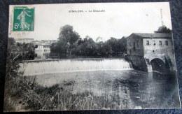 CPA - Sémalens (81) - La Chaussée - Other Municipalities