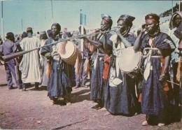Cartolina Nuova NIGERIA -  Musicians From Gongola State Of Nigeria   - Lagos   Anno 2007. - Nigeria