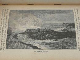 Atalaya Spain Engraving Print 1895 - Estampas & Grabados