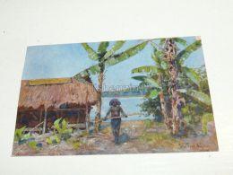 Papua New Guinea Paint Folklore - Papua-Neuguinea