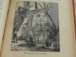 Sevilla Spain Engraving Print 1895 - Estampas & Grabados