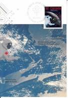 Carte Maximum Card 1985 Canada Space Earth Map #20026 - Maximumkaarten
