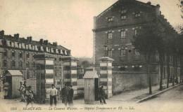 BEAUVAIS.la Caserne Watrin - Beauvais