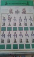 SOLDATINI DI CARTA-SAGOMATI-FRANCIA 5 REGGIMENTO DI FANTERIA LEGGERA 1808-ED.STORICHE EUROPA - Vecchi Documenti