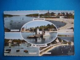 BENODET  -  29  -  Souvenir De Bénodet  -  Multivues  -  Finistère - Bénodet