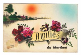 CPA 30 Amitiés Du MARTINET - Other Municipalities